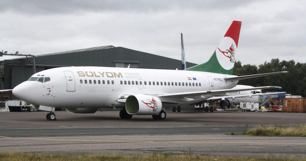 Index - Economy - Sólyom Airways landed at the company cemetery in Józsefváros