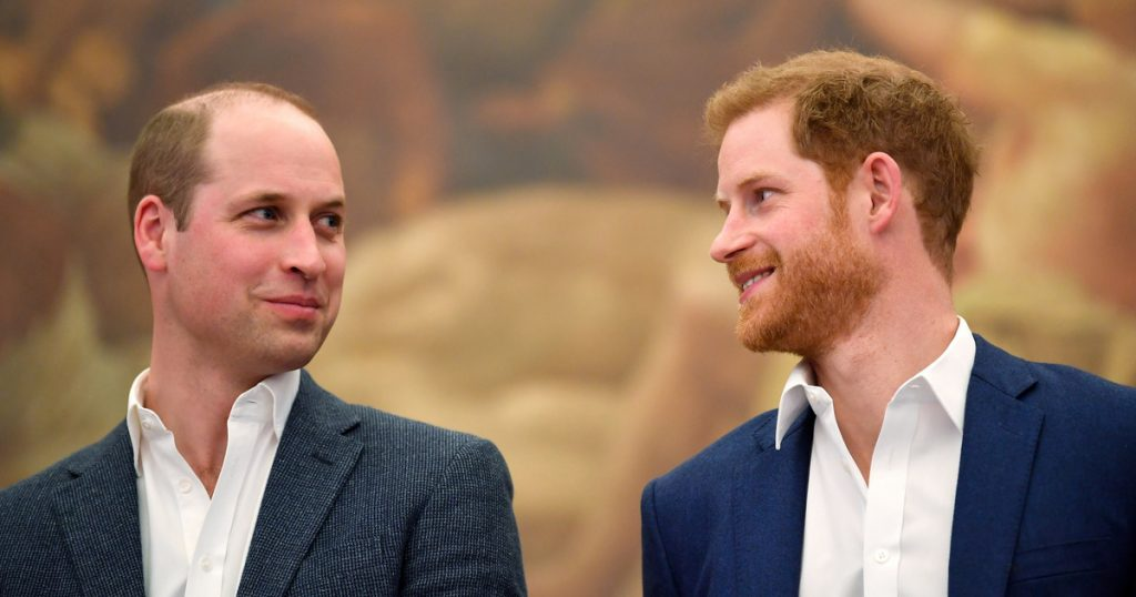 Index - FOMO - Looks like the ice between Harry and William is breaking down