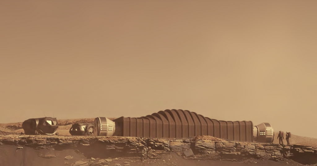Index - Tech-Science - NASA is waiting for settlers to find out what it would be like to live on Mars