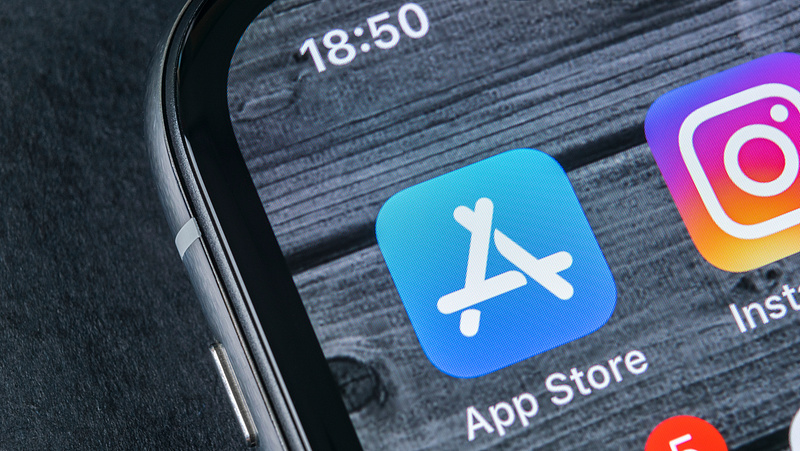 Issued by Apple, launches third-party shopping interfaces