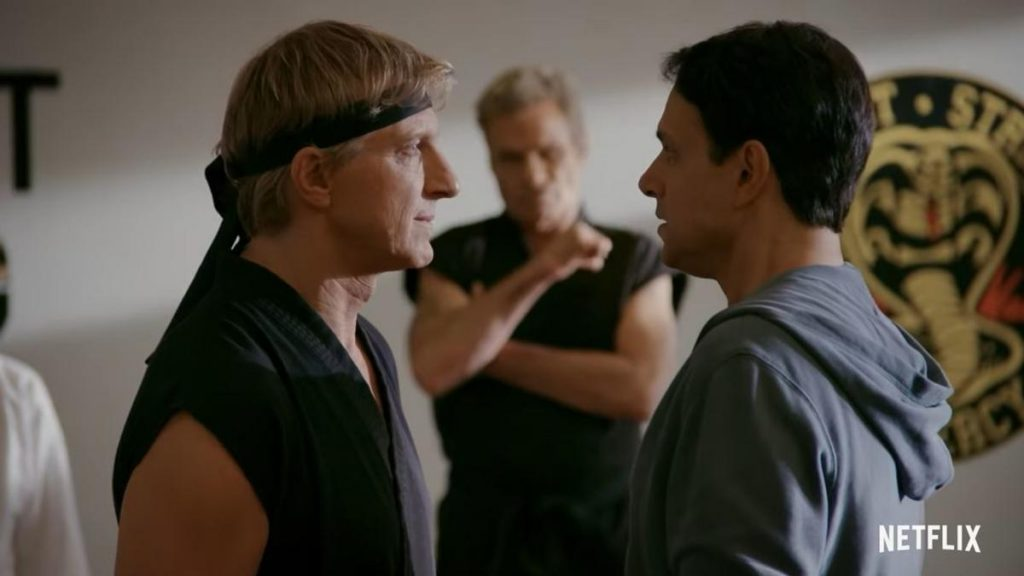 It has been decided whether a fifth season of the Cobra Kai series will be held