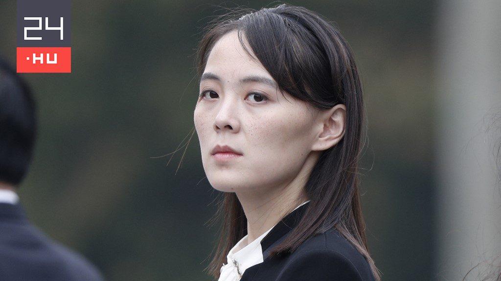 Kim Jong-un's sister warned South Korea