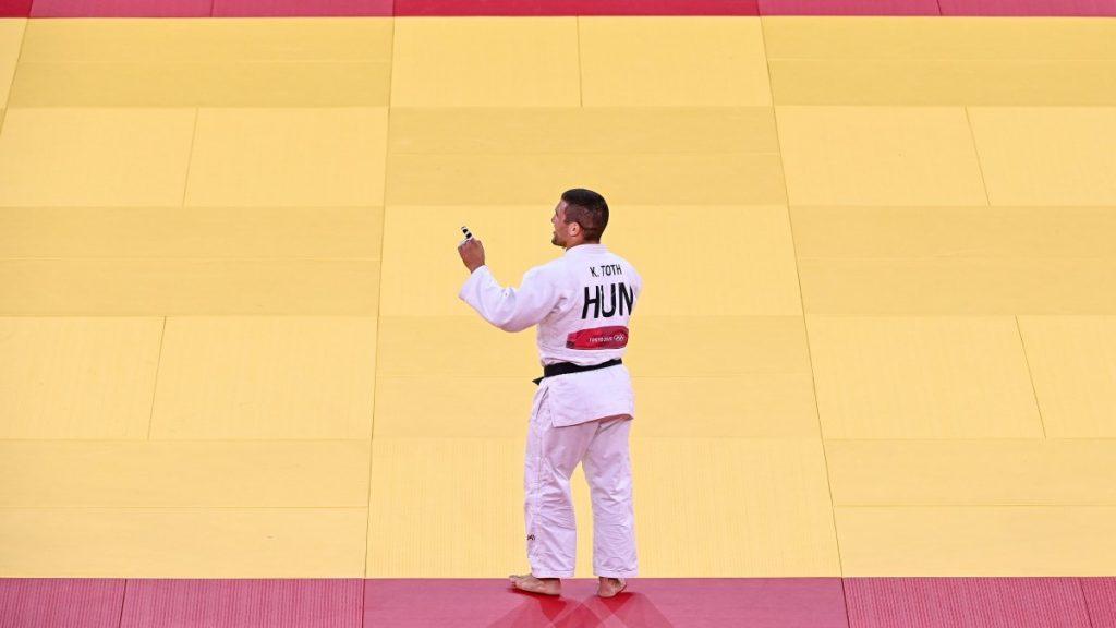Krisztián Tóth won a bronze medal!     Mandiner