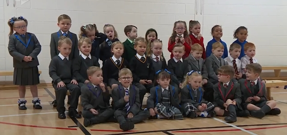 Life + Style: fifteen pairs of twins starting school simultaneously in one region of Scotland
