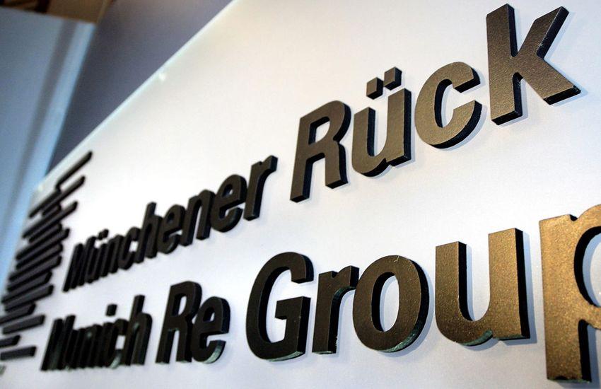 Munich Re confirmed its earnings target