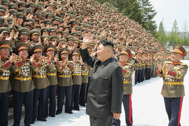 North Korea is testing the outside world with another secret