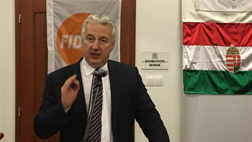 Simgen: The goal of the Hungarian state is the survival of the Hungarian nation