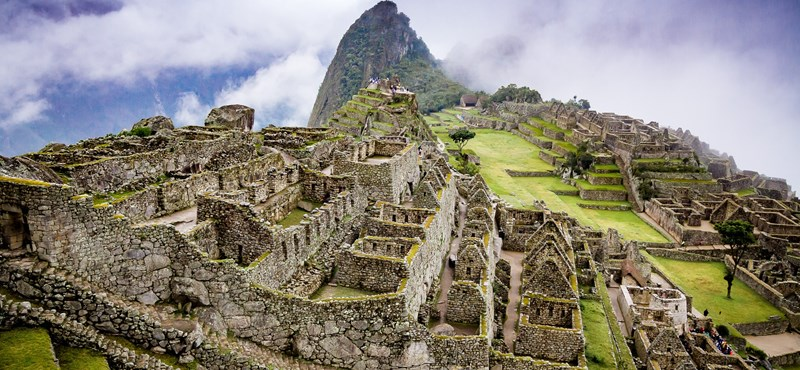 After being checked by Machu Picchu, the result may rewrite history