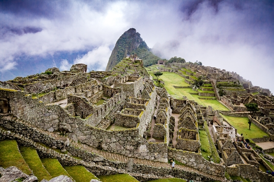Tech: Checked by Machu Picchu, result can rewrite history