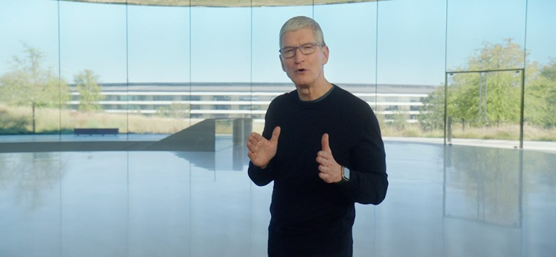 Tim Cook wants to show off a brand new Apple product before he retires