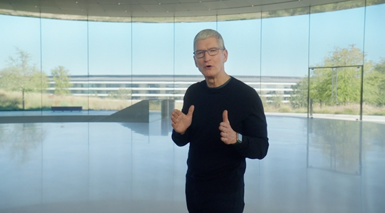 Tech: Tim Cook wants to show off a brand new Apple product before he retires