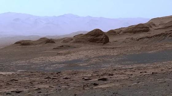 Tech: Wonderful panorama of Mars, incredible how far it can be seen