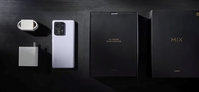 The most efficient shows what the Xiaomi Mix 4 box hides - video