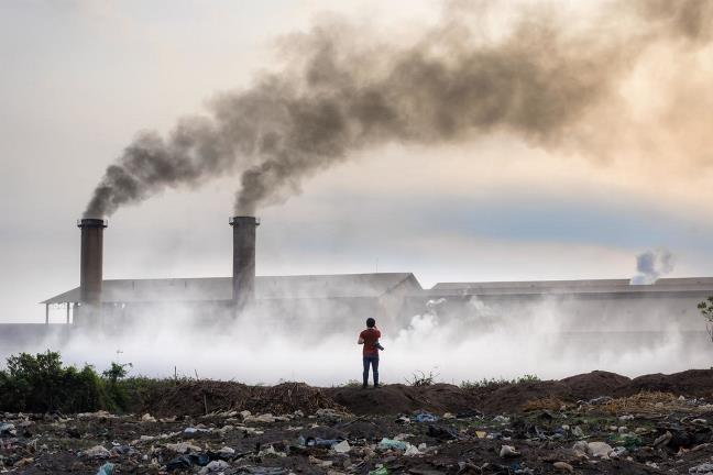 The IPPC report says Earth will reach a climate limit of 1.5°C in 20 years