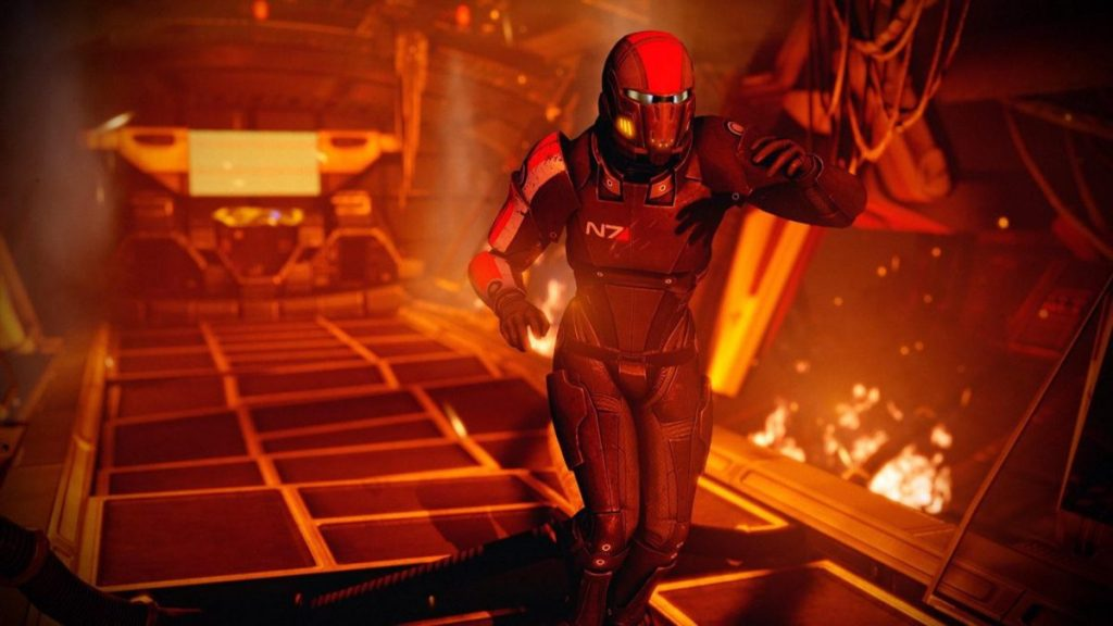 The legendary version of Mass Effect has sold far more than EA expected