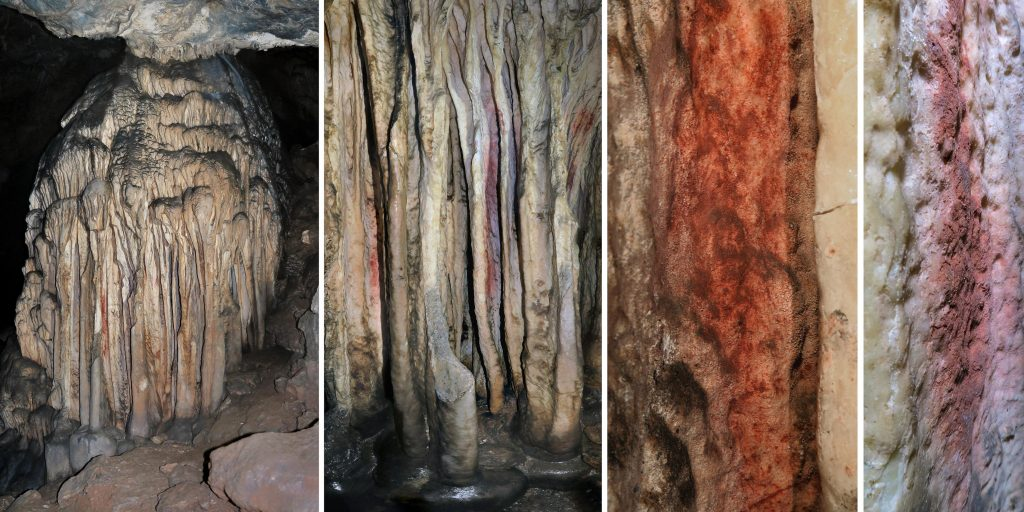 They deciphered who made the mysterious symbols of a Spanish cave