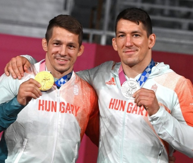 Tokyo Olympics: Hungarian medalists and top scorers so far
