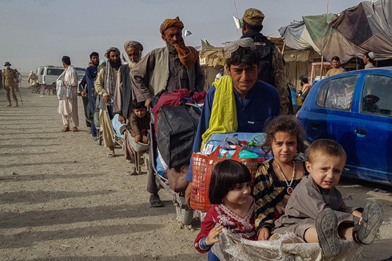 World: Five thousand Afghans will be accepted in the Emirates, but only for 10 days