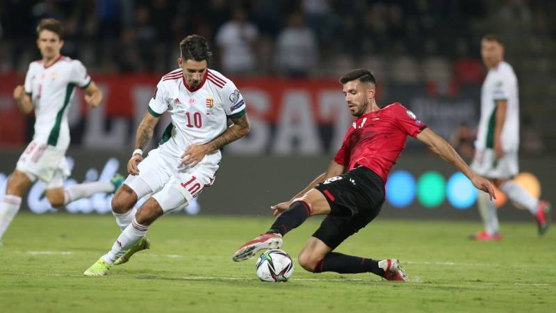Disappointment, leaving second place: Albania-Hungary 1-0 (0-0)