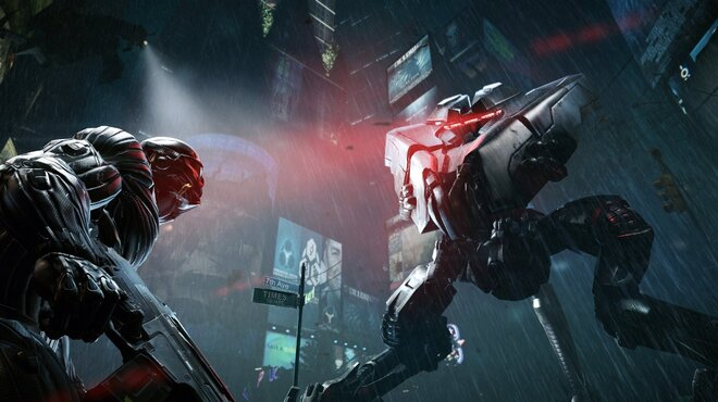 The Dated Crysis Remastered Trilogy