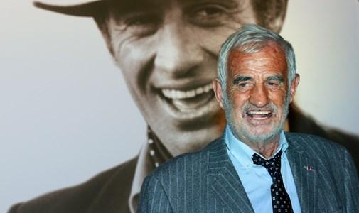 Jean Paul Belmondo passed away