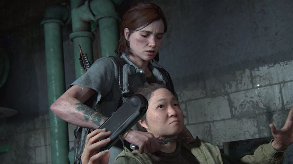 Naughty Dog mentioned what about the multiplayer part of The Last of Us Part 2
