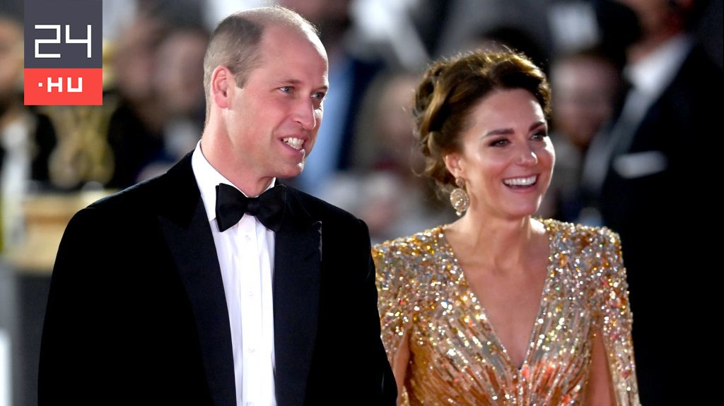 Half of the British royal family walked the red carpet for the premiere of the new James Bond movie