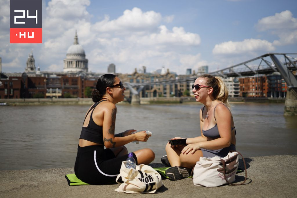 40-degree heat waves are coming to Britain