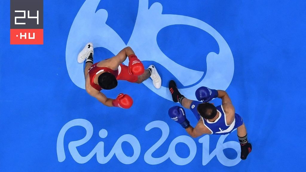 At the system level, the Olympic boxing championship has been cheated