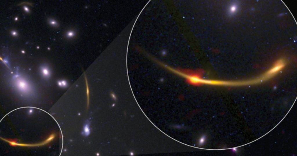 Bibliography - Technical Sciences - Dead galaxies discovered by Hubble