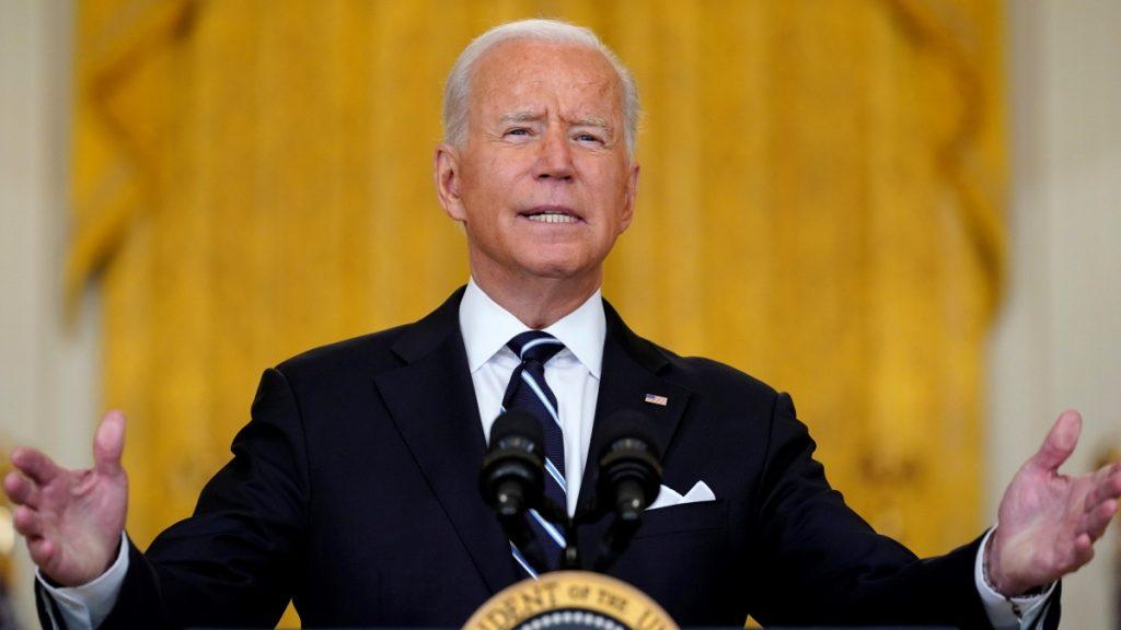 Biden: Chaos was inevitable