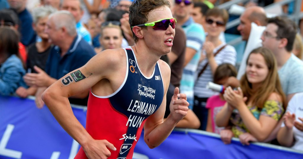 Catalog - Sports - World U-23 Triathlon Champion Lehmann Csongor