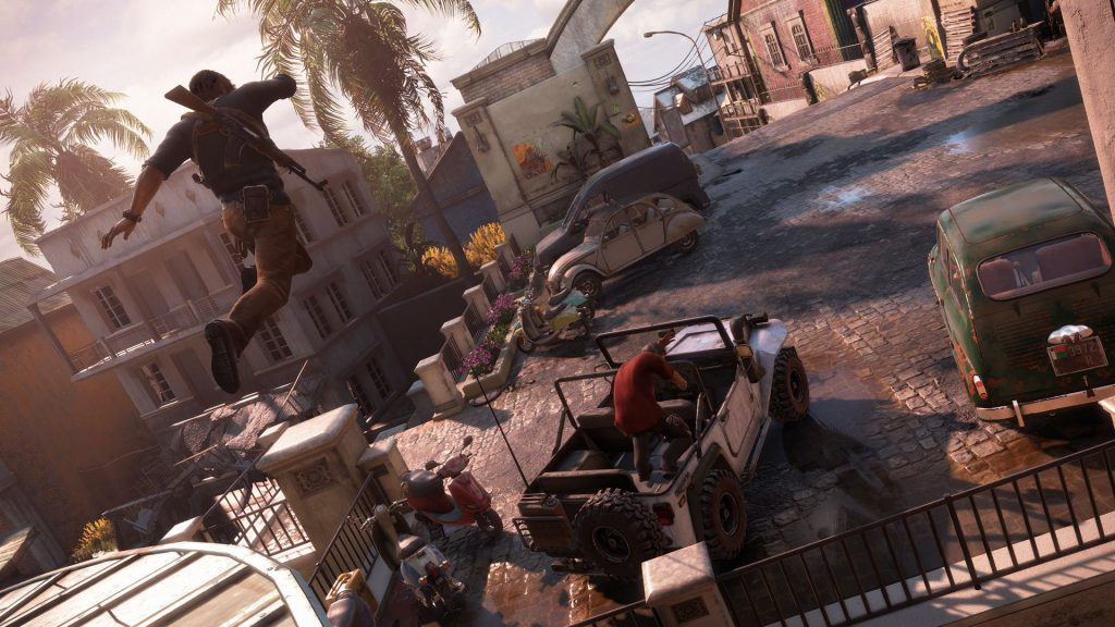 Could All Five Uncharted Appear on PC This Year?