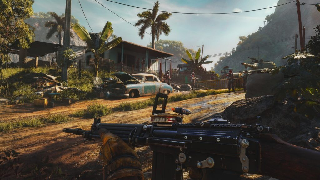 Far Cry 6 offers ray tracing on PC only