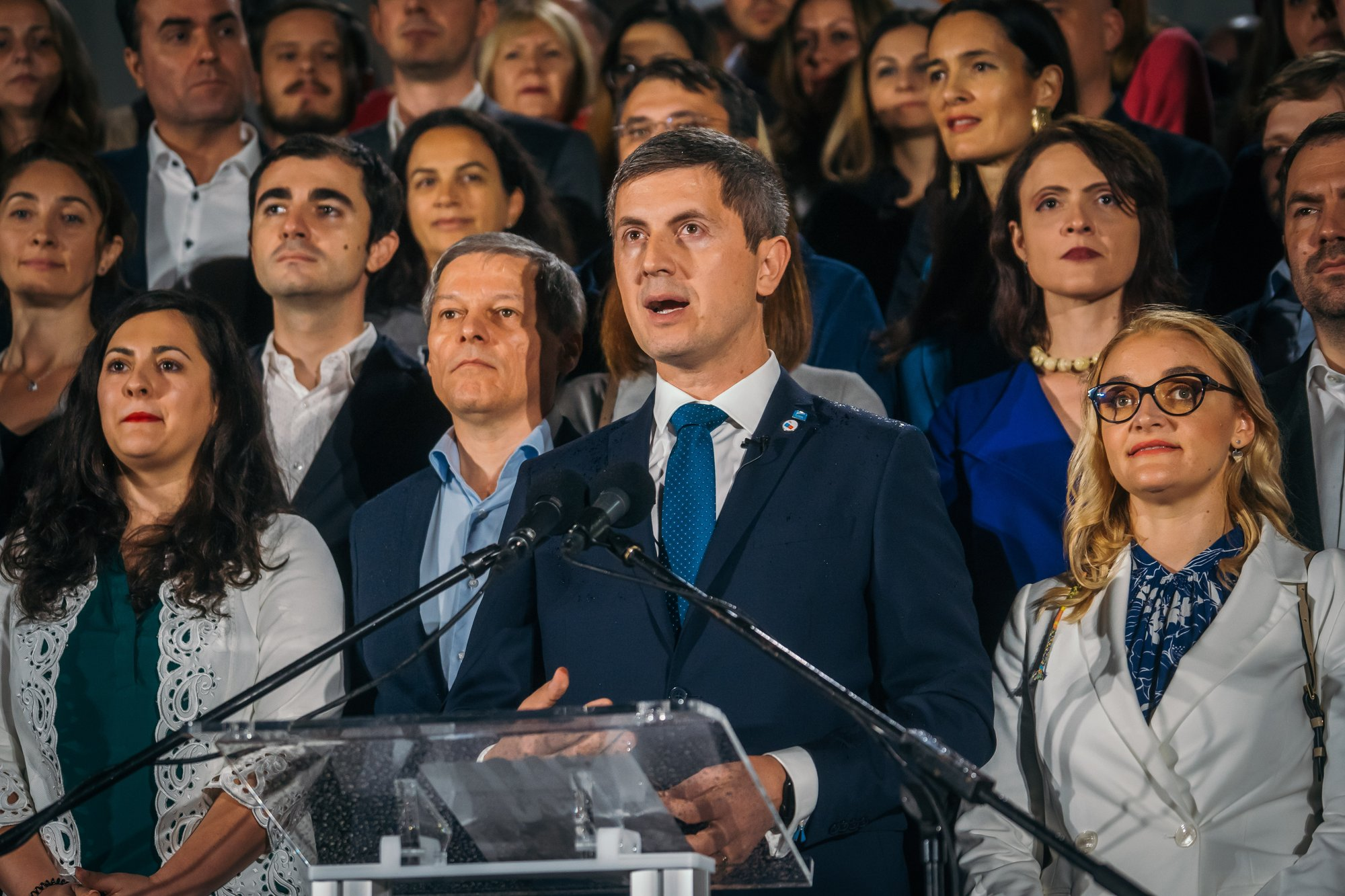 Government crisis in Romania, the alliance exploded