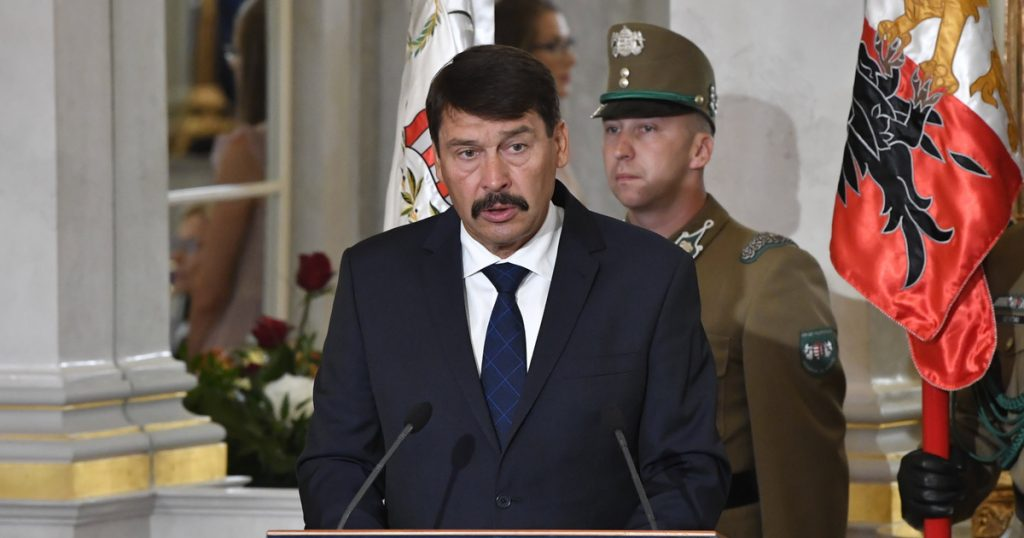 INDEX - Abroad - Roman party leaders described Janus Ader's speech as offensive
