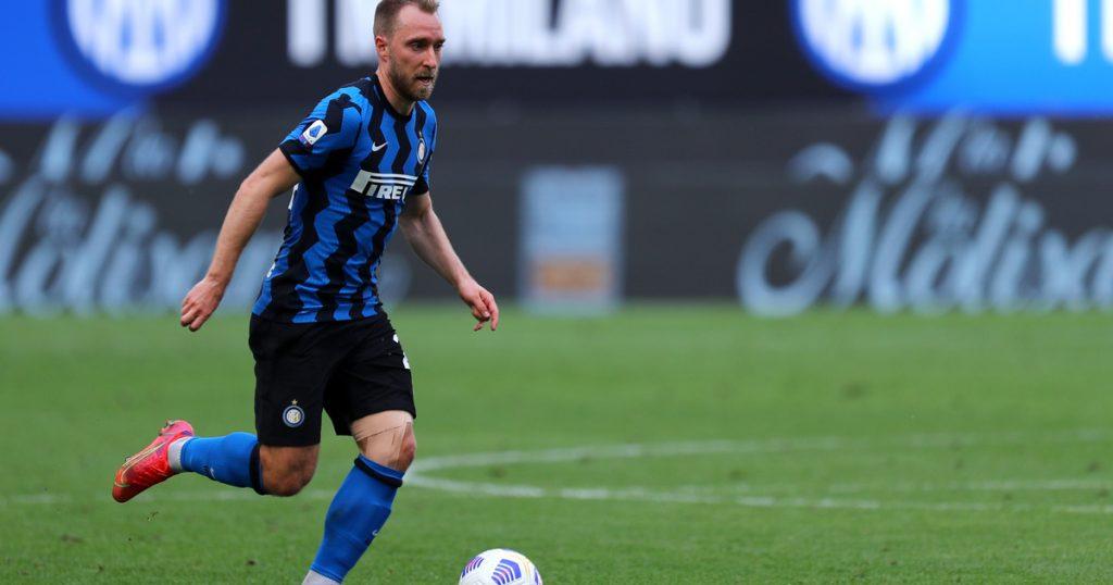 Index - Sports - Eriksen returns to Inter