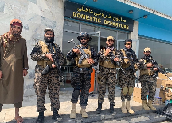 World: The leader of the Afghan resistance sits at the negotiating table with the Taliban