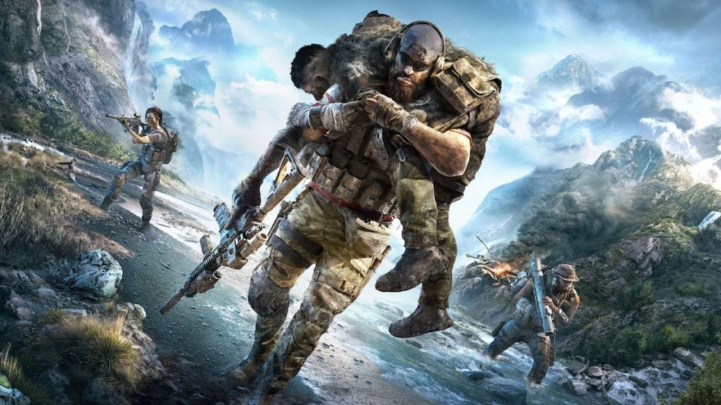 Today, Ubisoft announced a new Ghost Recon project during a live broadcast