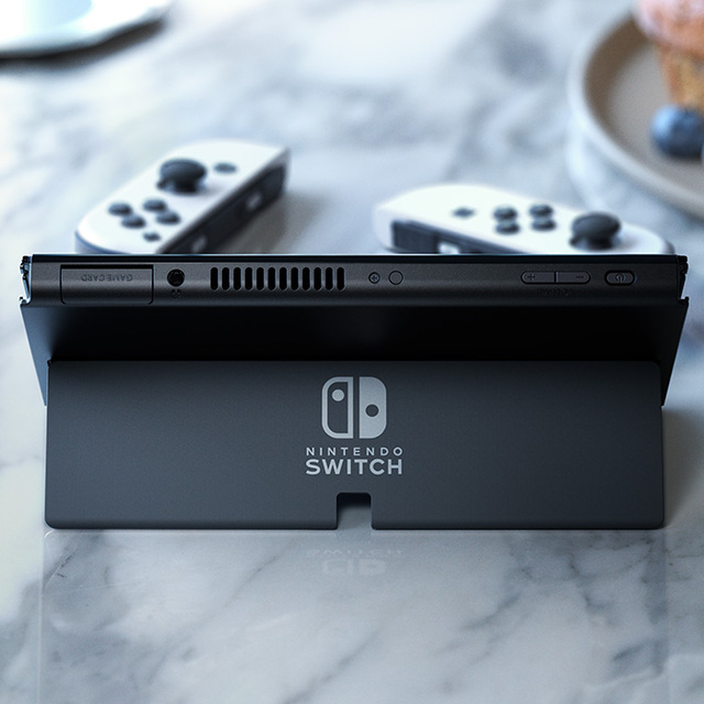 Already in stores Nintendo Switch - OLED Model