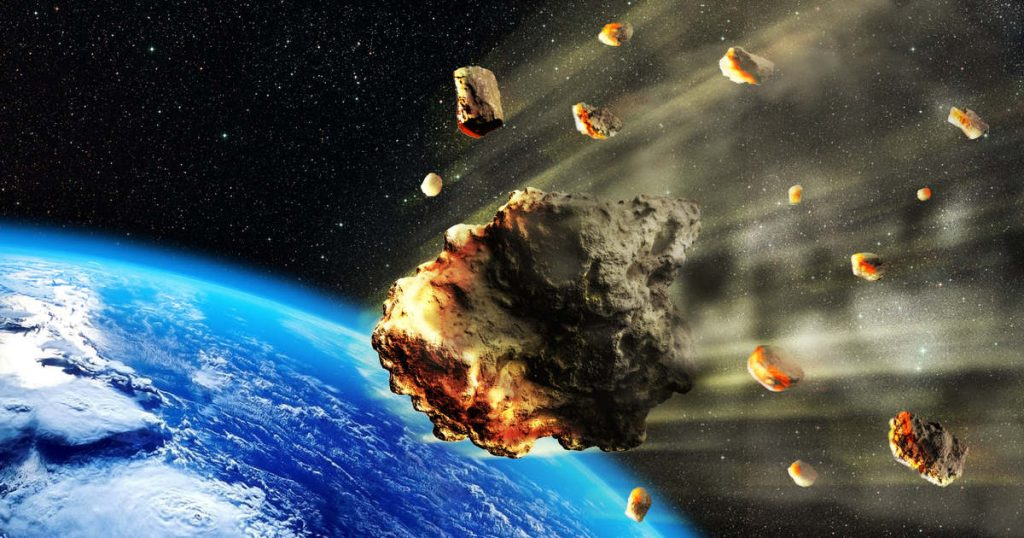 A terribly large asteroid is approaching Earth – Metropol