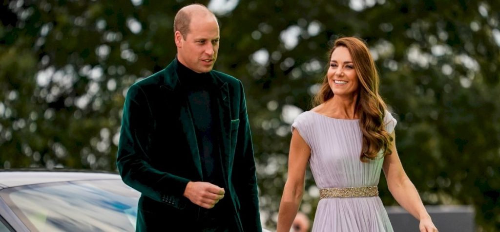 Kissing between Prince William and Princess Catherine is strictly forbidden?