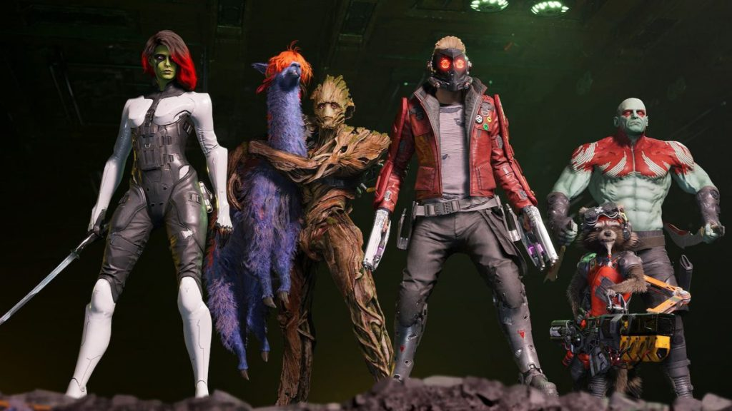 Criticized for Marvel's Guardians Of The Galaxy, let's see what Bosses went for!
