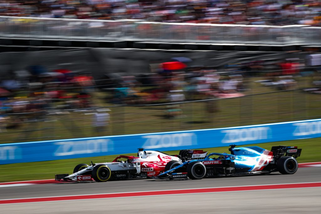 Alonso doesn't realize he could have been a regular at Rikknen