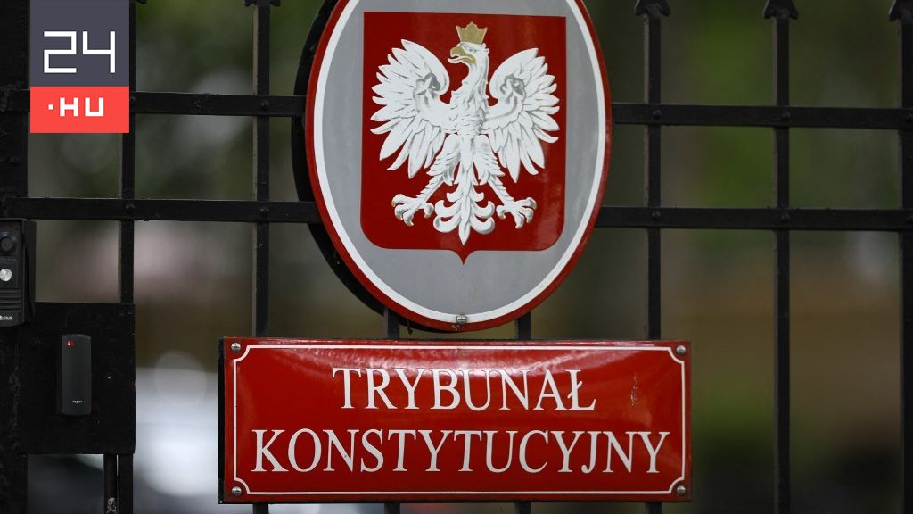 According to the Polish government, it went to EU funds due to legal aggression on the part of the union