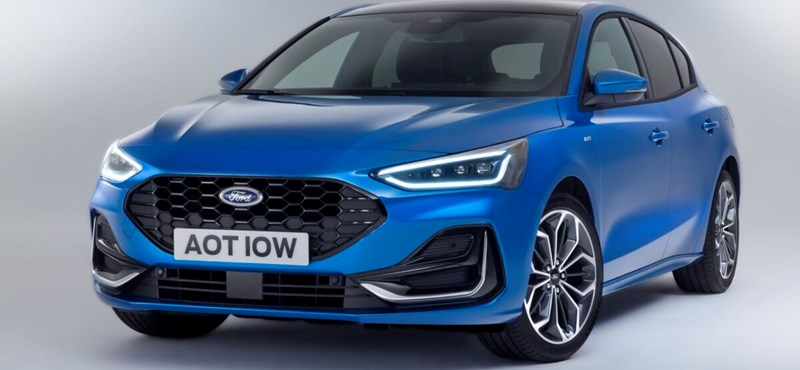 Ford Focus updated with big screen and narrower engine range