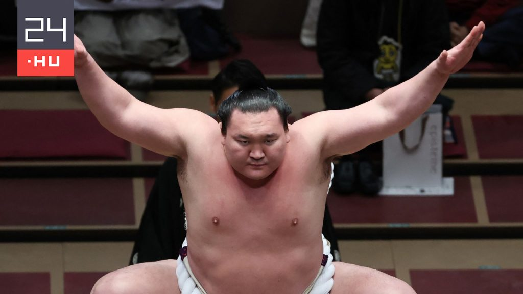 Due to his injury, the most successful sumo ever could retire