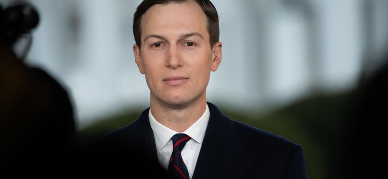 Donald Trump's son-in-law has been nominated for the Nobel Peace Prize