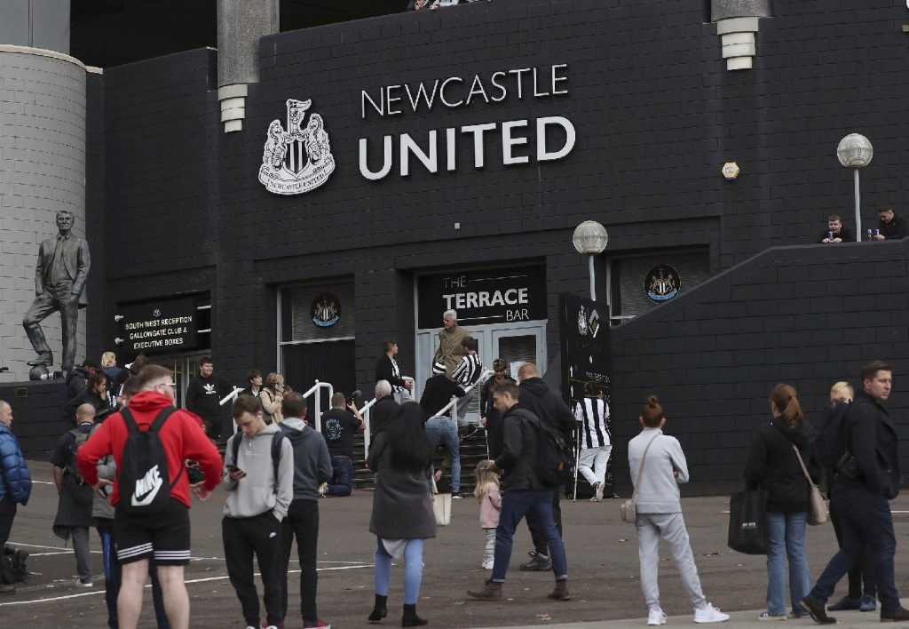 English clubs were upset with the wealthy Saudi owner of Newcastle
