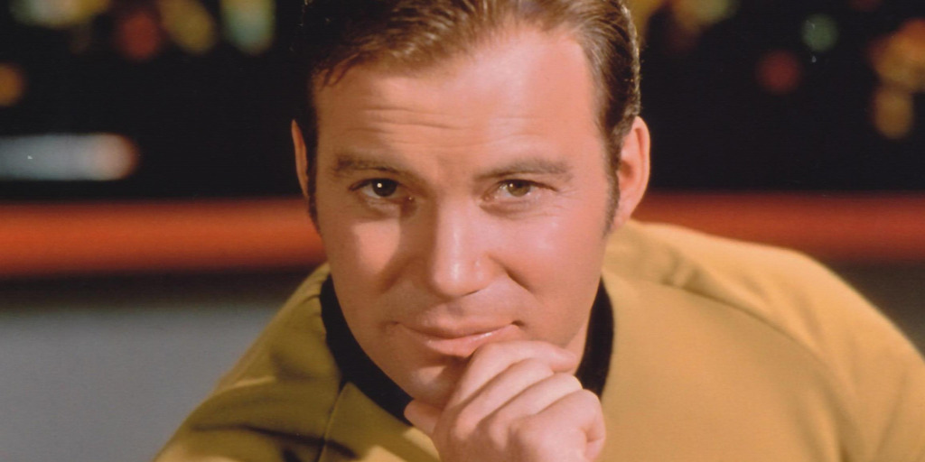 He was afraid of going to space as a Star Trek captain, yet he vowed at the age of ninety